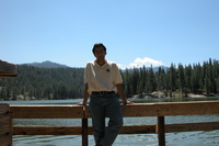 Kaveh in sequoia