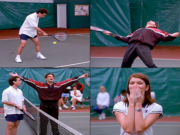 Tennis seinfeld milos