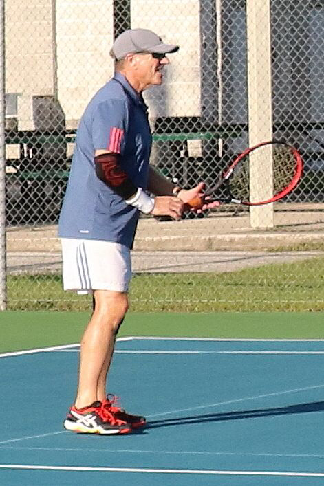 Me at tennis