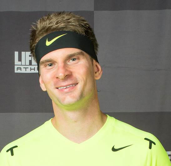 For lifetime fitness profile photo