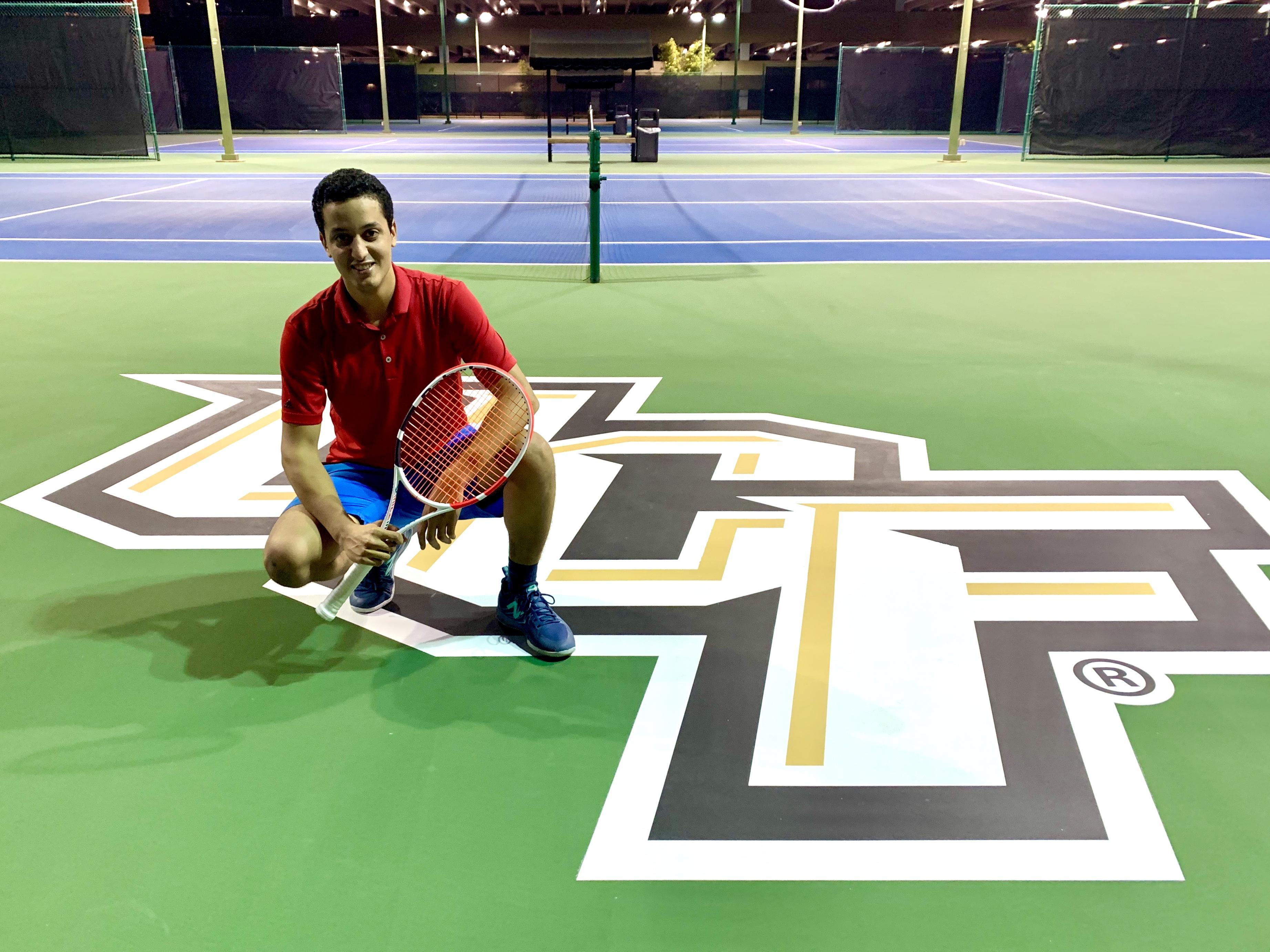 Ucf tennis