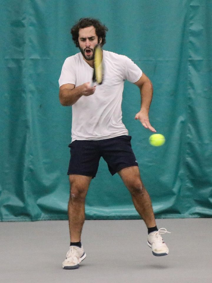 Jeremy tennis