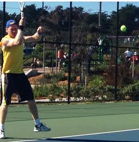 Joey tennis