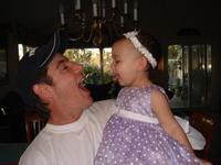 Daddy and faith