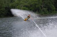 Master skiier